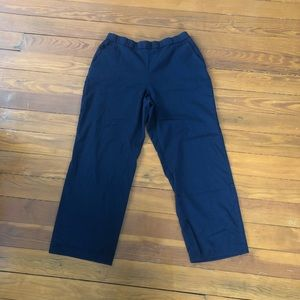 Croft & Barrow Black Pants